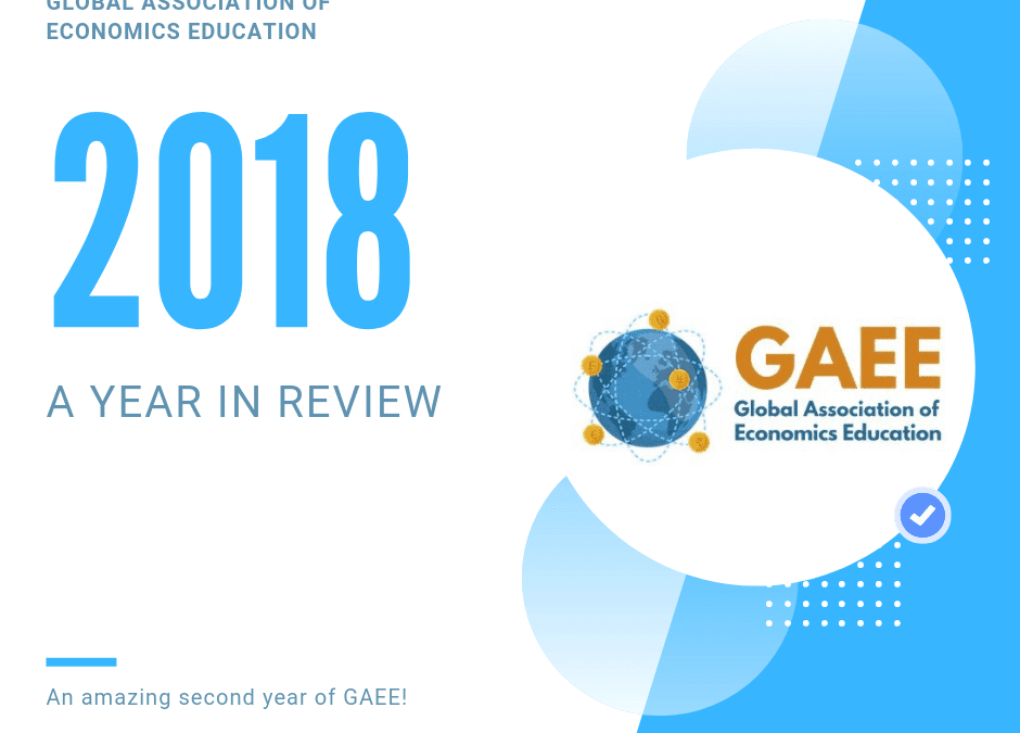 2018 – The Year in Review – GAEE