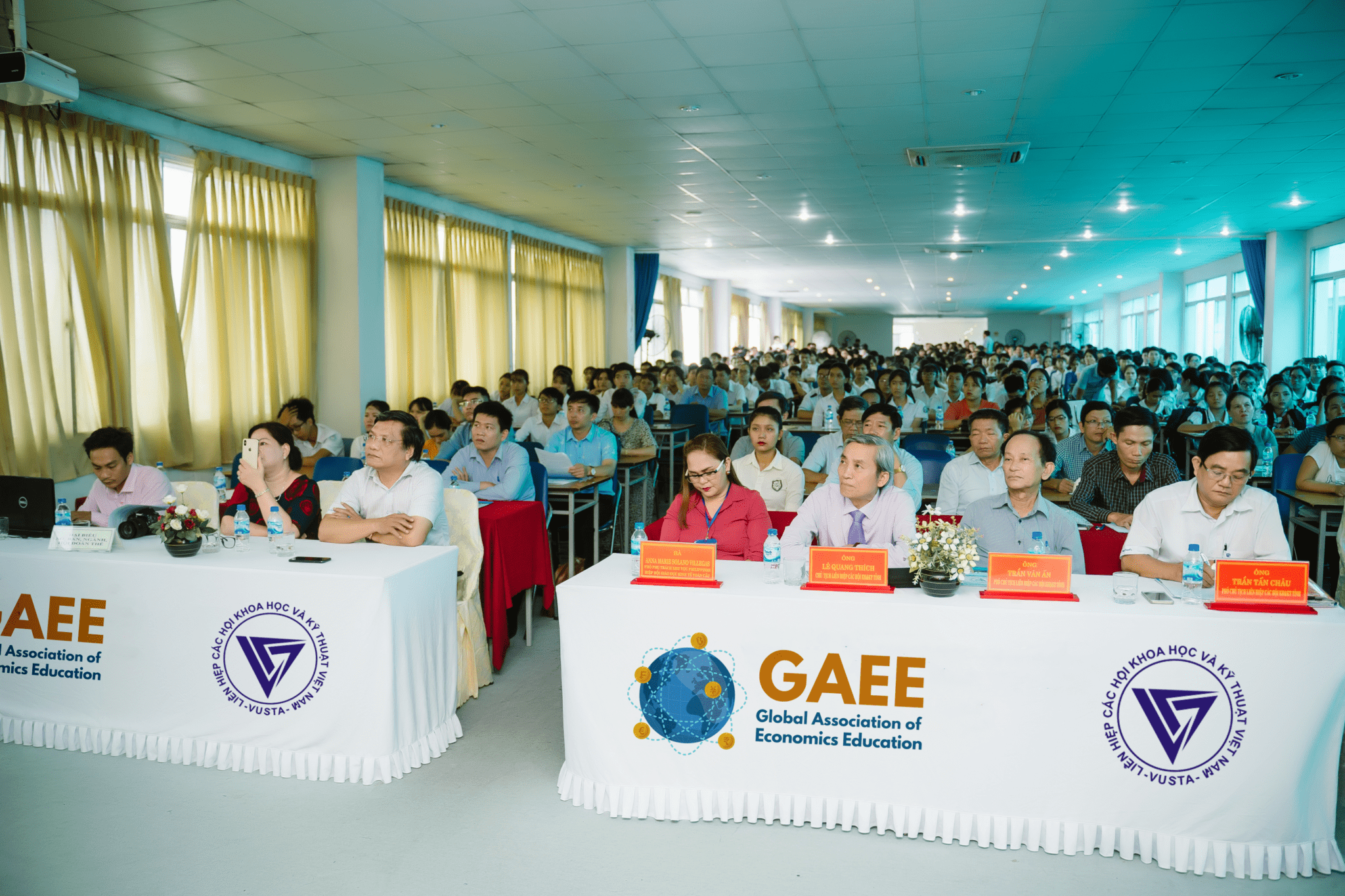 GAEE successfully organized the Southeast Asia Month 2019