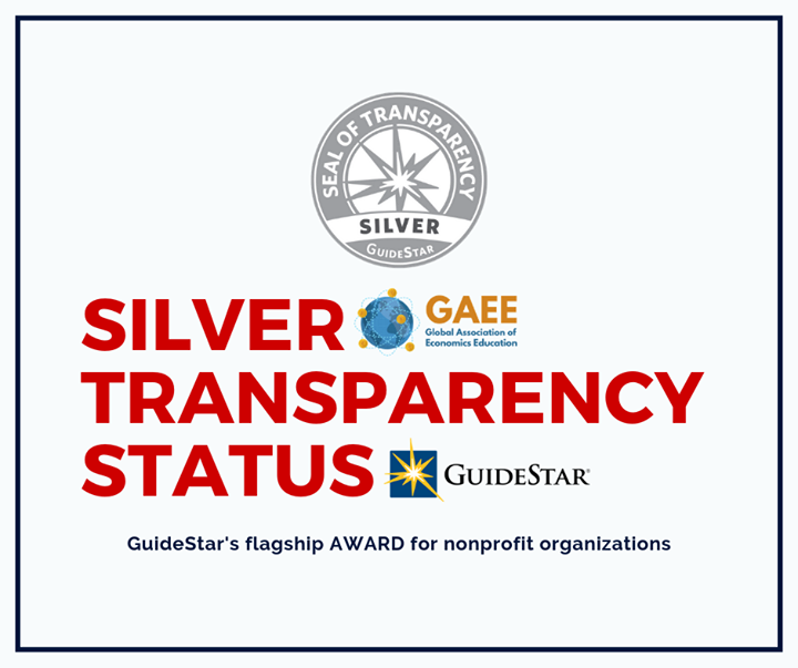 GAEE to receive prestigious GuideStar's Silver Transparency Status
