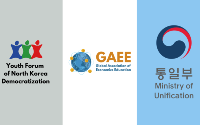 GAEE and YFNKD launches essay contest on North Korean economy with support from the Ministry of Unification