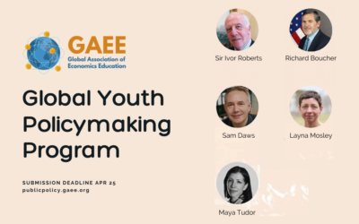 GAEE Seoul launches Global Youth Policymaking Program