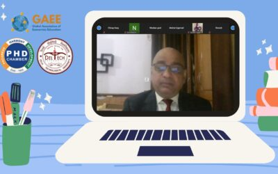 GAEE Delhi Tech chapter hosted webinar series amidst the pandemic